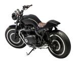 Berluti | Triumph Motorcycle, Helmet and Boots (Moto Triumph, Casque et Bottines) [3 Items / Articles]