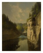 BENJAMIN CHAMPNEY | AUSABLE CHASM