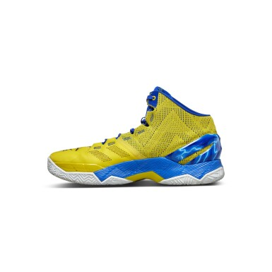 View 6. Thumbnail of Lot 801. Under Armour Stephen Curry Game Worn Dual Signed Curry 2.