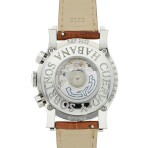 REFERENCE 2859 ROBUSTO A STAINLESS STEEL AUTOMATIC TRIPLE CALENDAR WRISTWATCH WITH CHRONOGRAPH AND MOON PHASES, CIRCA 2007
