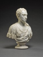 ATTRIBUTED TO PETER SCHEEMAKERS (1691-1781), BRITISH, CIRCA 1740   BUST OF FREDERICK, PRINCE OF WALES (1707-1751)