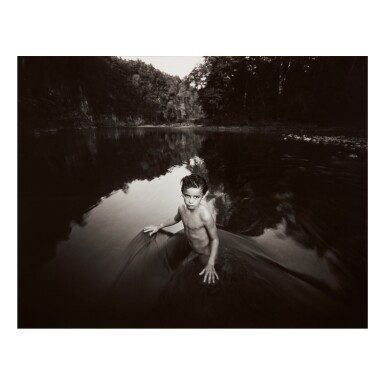 SALLY MANN | 'THE LAST TIME EMMETT MODELED NUDE'