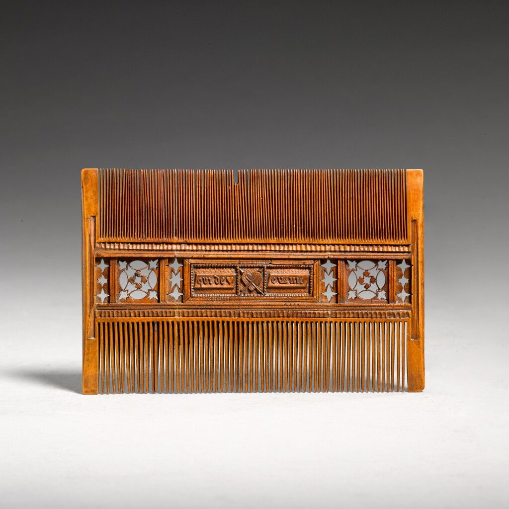 FRENCH, PROBABLY 15TH/ 16TH CENTURY | COMB
