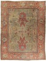 A 'ZIEGLER' MAHAL CARPET, NORTHWEST PERSIA