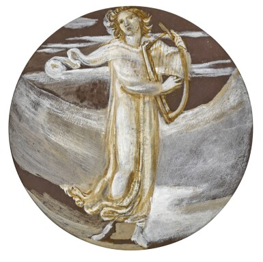 SIR EDWARD COLEY BURNE-JONES, BT., A.R.A., R.W.S. | Orpheus and his Lute; Eurydice Bitten by a Serpent; Orpheus and Eurydice Reunited; Orpheus Pursued by Furies