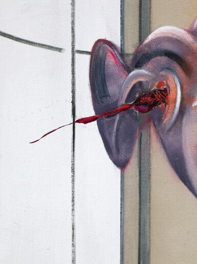 View 6. Thumbnail of Lot 105. FRANCIS BACON | TRIPTYCH INSPIRED BY THE ORESTEIA OF AESCHYLUS.
