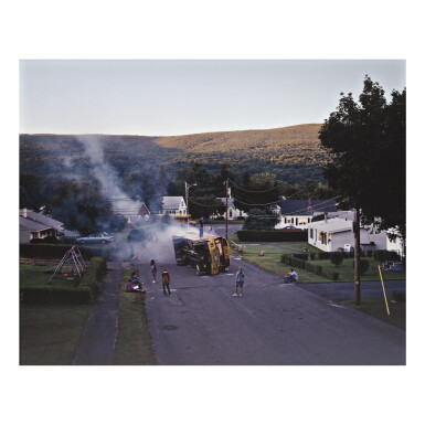 View 1. Thumbnail of Lot 120. GREGORY CREWDSON | UNTITLED .