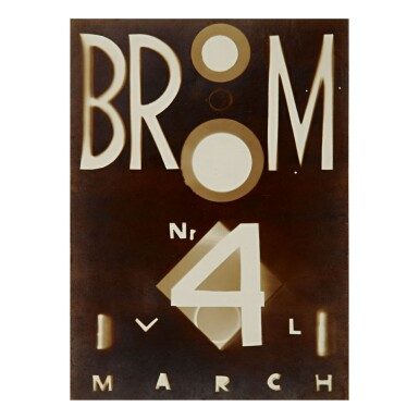 """View 1. Thumbnail of Lot 62. LÁSZLÓ MOHOLY-NAGY 