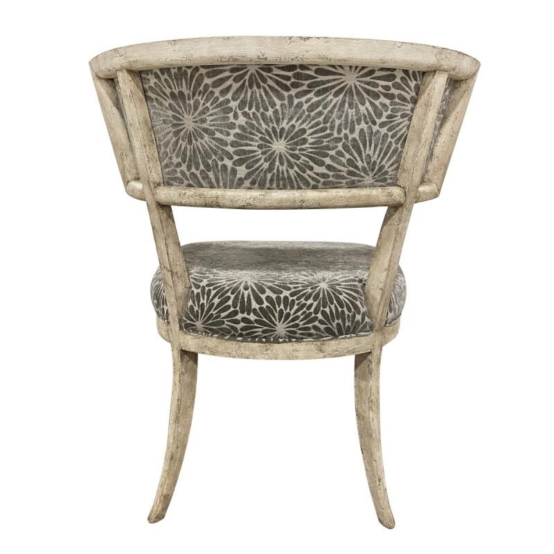 Gustavian Klismos Chair