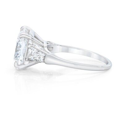 View 2. Thumbnail of Lot 11. Diamond Ring.