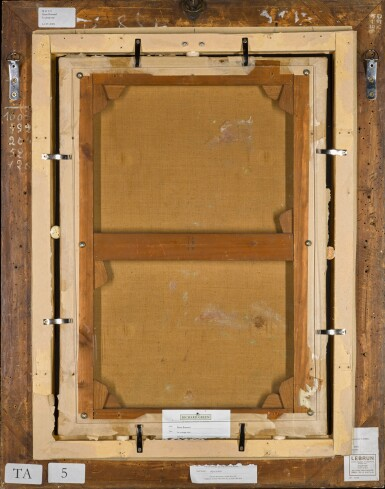 View 3. Thumbnail of Lot 139. Le corsage rayé | 《條紋緊身上衣》.