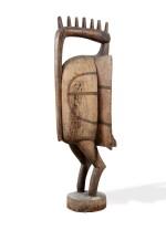 SENUFO BIRD, CÔTE D'IVOIRE [OISEAU, SÉNUFO, CÔTE D'IVOIRE]