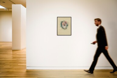 View 4. Thumbnail of Lot 416. JIM DINE | UNTITLED (HEAD).