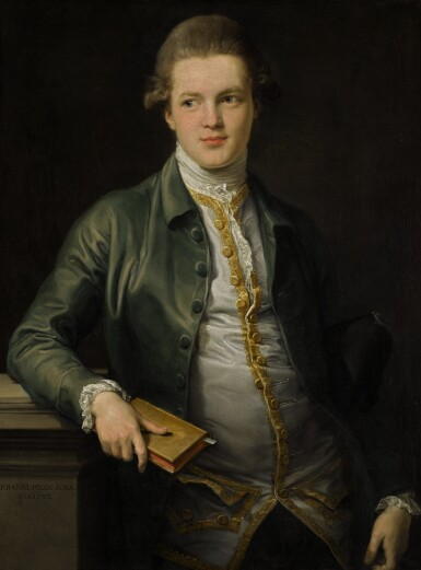 View 1. Thumbnail of Lot 28. Portrait of Thomas Orde, later Orde-Powlett and 1st Baron Bolton (1746–1807) |《托馬斯・奧德(1746-1807年)肖像,後封奧德・寶勒及保頓男爵一世》.