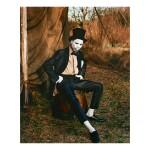 ANNIE LEIBOVITZ | CHRIS ROCK, BROOKLYN, NEW YORK