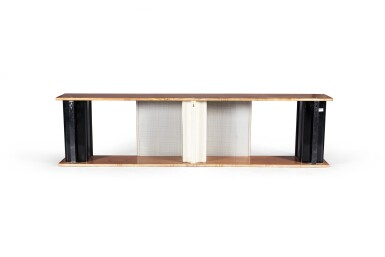 View 7. Thumbnail of Lot 17. Hanging cabinet, 1957.