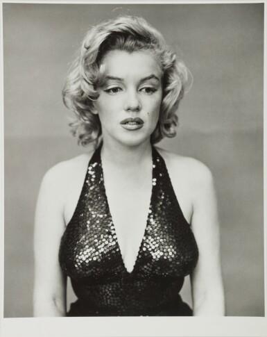 View 1. Thumbnail of Lot 5. Marilyn Monroe, Actress, New York City.