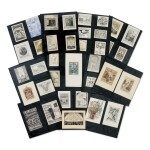 AN IMPORTANT COLLECTION OF JUDAICA BOOKPLATES, [EUROPE, LAND OF ISRAEL, AND NORTH AMERICA: LATE 19TH-20TH CENTURIES]