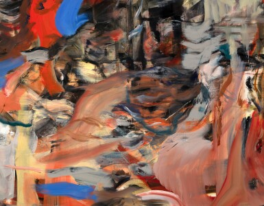 View 3. Thumbnail of Lot 116. CECILY BROWN |  UNTITLED.
