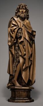 SOUTH GERMAN, PROBABLY SWABIA, CIRCA 1480 | ST. JOHN THE BAPTIST