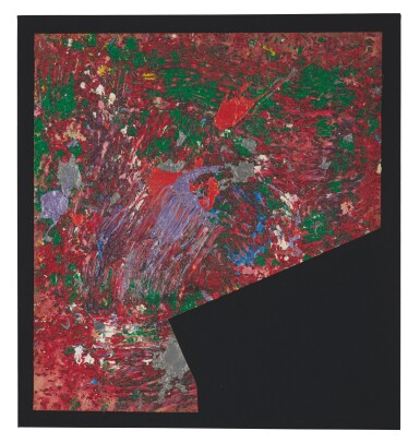 SAM GILLIAM | UNTITLED