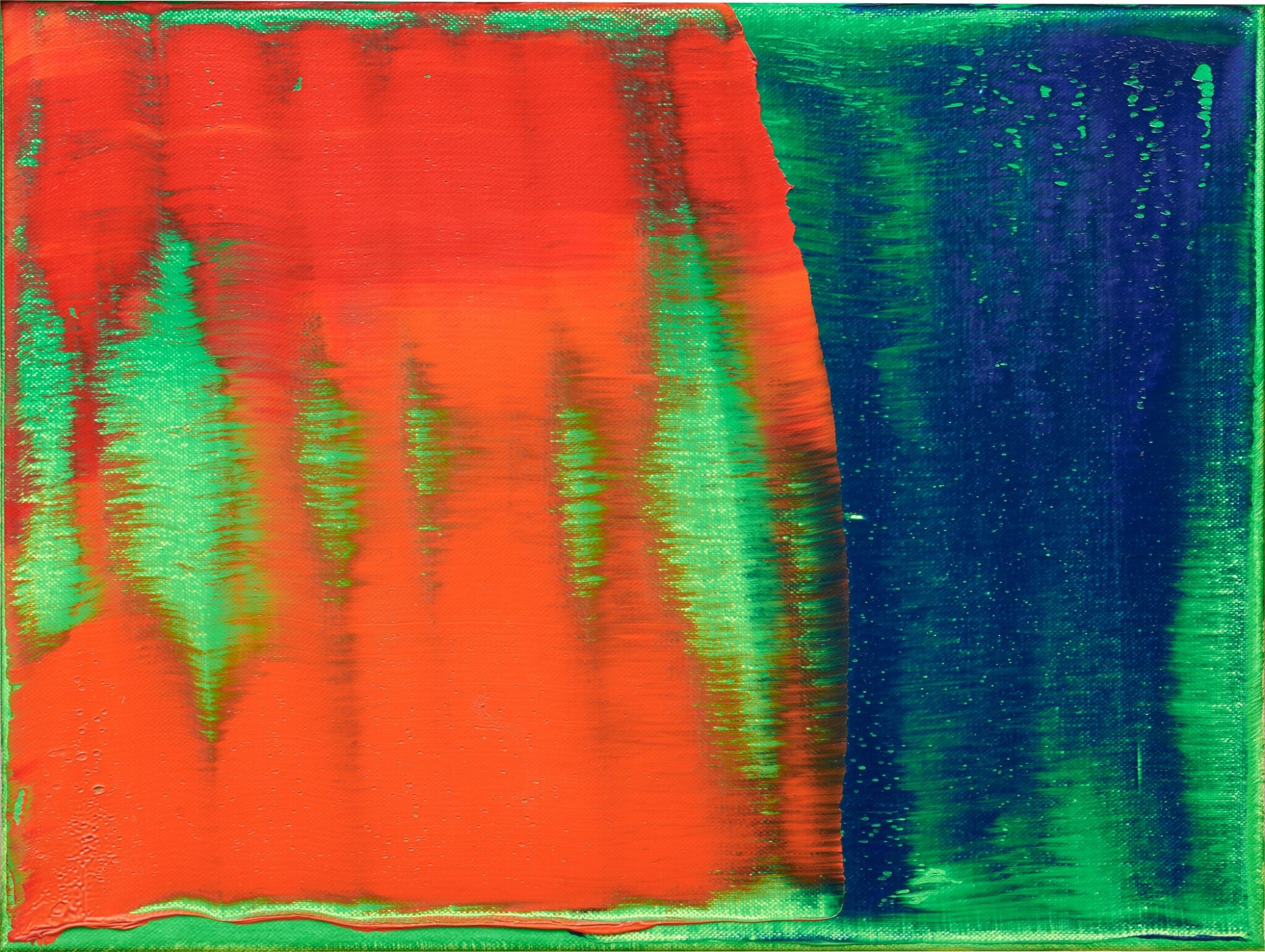 View full screen - View 1 of Lot 6. Grün-Blau-Rot, 1993.