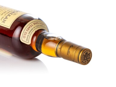 View 3. Thumbnail of Lot 5007. The Macallan Select Reserve 51 Years Old 46.6 abv 1948 (1 BT70).