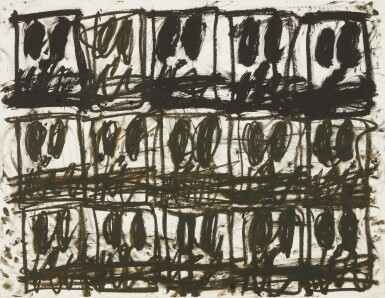 View 1. Thumbnail of Lot 115. Untitled (Anxious Drawing).