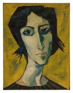 Portrait of Myra Landau