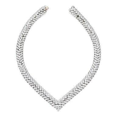 DIAMOND NECKLACE, EMIS | 鑽石項鏈,Emis