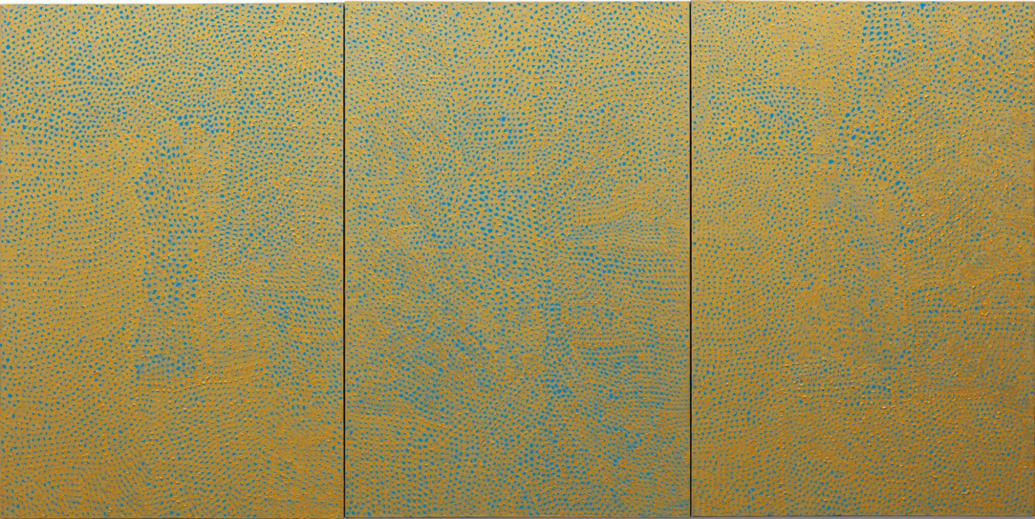 View full screen - View 1 of Lot 126. YAYOI KUSAMA | INFINITY NETS (G.E.R) .