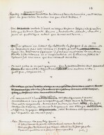 COCTEAU. Journal 1911-1912. Manuscrit inédit. 91 p. in-folio. Précieux journal de jeunesse.