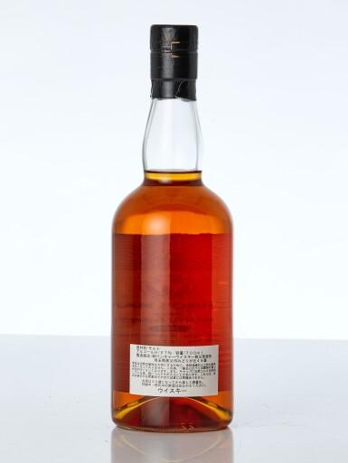 View 2. Thumbnail of Lot 7684. 羽生 Ichiro's Malt Hanyu Bourbon Barrel #923 57.0 abv 2000 (1 BT70).