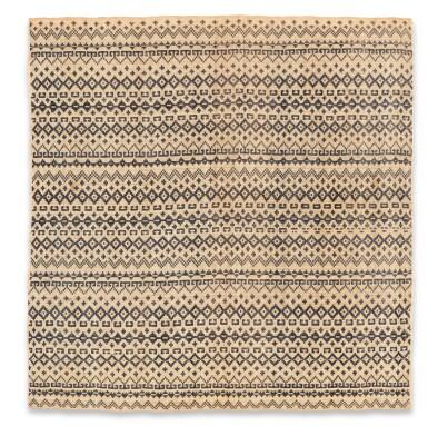 View 13. Thumbnail of Lot 6. Un textile cérémoniel pua et trois nattes, Indonésie | A ceremonial cloth pua and three mats, Indonesia.