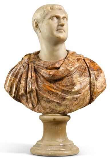 ITALIAN, 18TH CENTURY | BUST OF AN EMPEROR