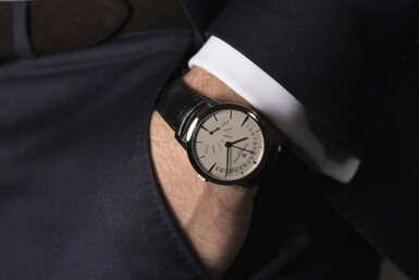 View 4. Thumbnail of Lot 5. VACHERON CONSTANTIN | PATRIMONY, REF 86020 WHITE GOLD WRISTWATCH WITH DAY AND DATE CIRCA 2012.