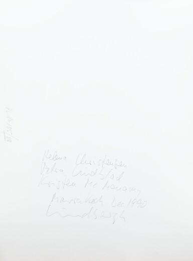 PETER LINDBERGH | HELENA CHRISTENSEN, PETRA LINDBLAD, KRISTEN MCMENAMY, MARRAKECH, FRENCH VOGUE, DECEMBRE 1990