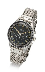 OMEGA | SPEEDMASTER, REFERENCE 2998-2, A STAINLESS STEEL CHRONOGRAPH WRISTWATCH WITH BRACELET, MADE IN 1960