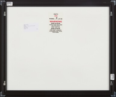 View 12. Thumbnail of Lot 287. GILBERT & GEORGE   MUFTI.