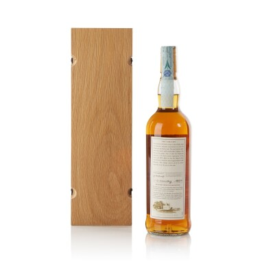 View 2. Thumbnail of Lot 21. The Macallan Fine & Rare 34 Year Old 51.0 abv 1968 .