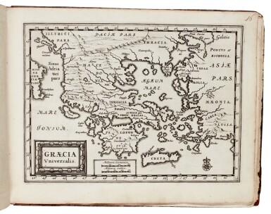 View 1. Thumbnail of Lot 35. Pieter van der Aa | Veteris orbis tabulae geographicae, [1714].