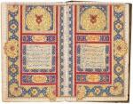 AN ILLUMINATED QUR'AN, PERSIA, QAJAR, FIRST HALF 19TH CENTURY