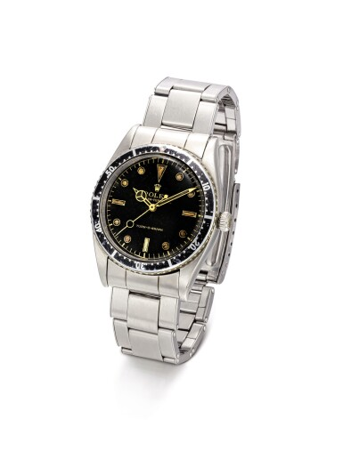"""View 2. Thumbnail of Lot 2126. ROLEX 