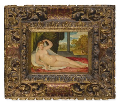 View 2. Thumbnail of Lot 22.  ATTRIBUTED TO LAMBERT SUSTRIS | VENUS WITH A LANDSCAPE IN THE BACKGROUND.