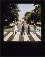 IAIN MACMILLAN   The Beatles, Abbey Road Out-take, 1969, chromogenic print, signed and numbered AP