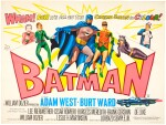 BATMAN (1966) POSTER, BRITISH