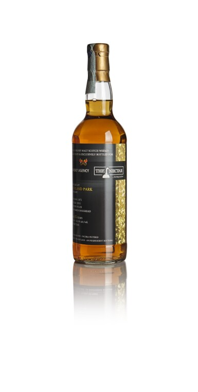 HIGHLAND PARK THE WHISKY AGENCY 35 YEAR OLD 51.6 ABV 1975