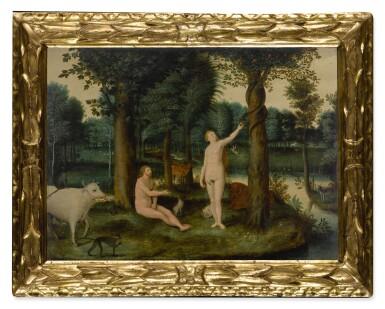 View 2. Thumbnail of Lot 627. The Garden of Eden     .