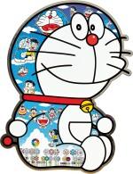 Takashi Murakami 村上隆 | Doraemon Sitting Up: Weeping Some, Laughing Some 坐起來的哆啦A夢:哭哭笑笑