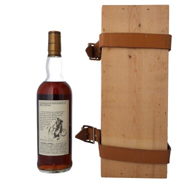 View 2. Thumbnail of Lot 14. The Macallan 25 Year Old Anniversary Malt 43.0 abv 1975 (1 BT75).